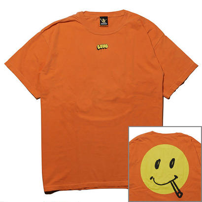 LOVE SMILE Tee[Orange]