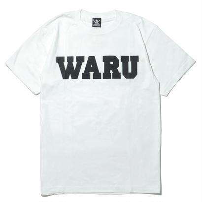 WARU Tee [ホワイト]