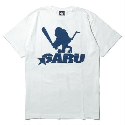 SARU STAR Tee [ホワイト]