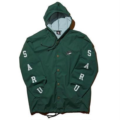 ナイロンフードジャケット [GREEN]