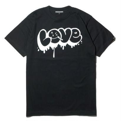 LOVE Tee [ブラック]