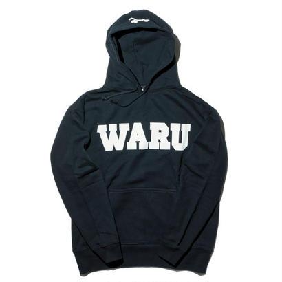 WARUパーカー [ブラック]