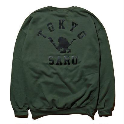 TOKYO SARU スウェット[KHAKI]