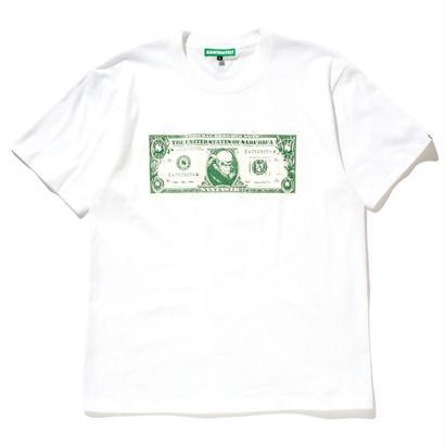 B-SARU BILL Tee[WHITE / XLサイズ]