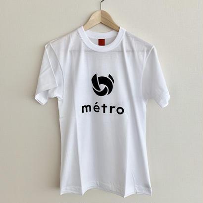オリジナルロゴTシャツ/白