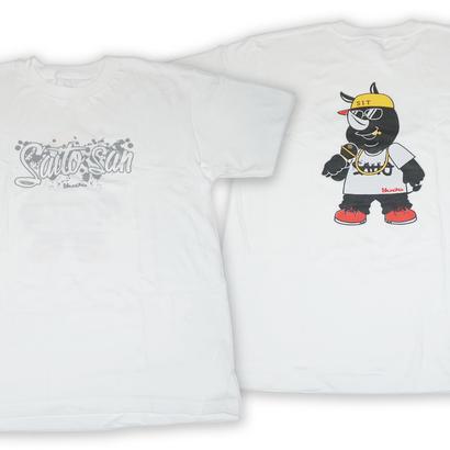 Saito Tシャツ(白)