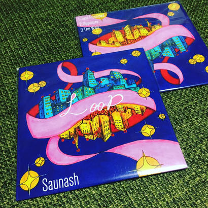 "Saunash 10th anniversary EP ""Loop"""