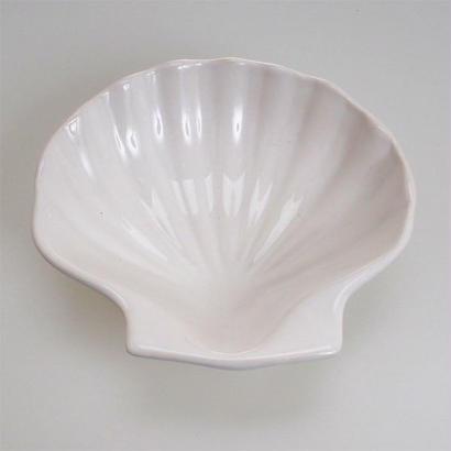 Sea Code シーコード シェルディップ皿 スキャロップ 小皿