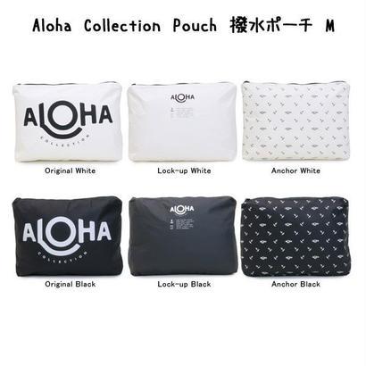 ALOHA COLLECTION アロハコレクション 5058012 防滴加工ポーチ M