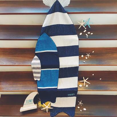 SURFER'S  サーフボード バスタオル