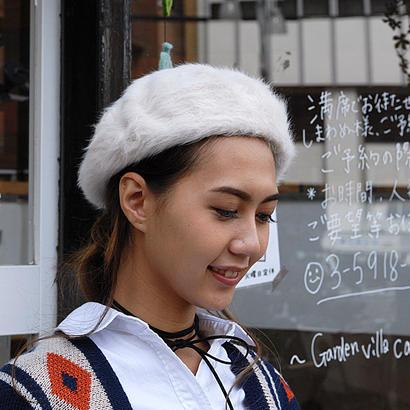AIC エーアイシー 11638888 ウールベレー帽