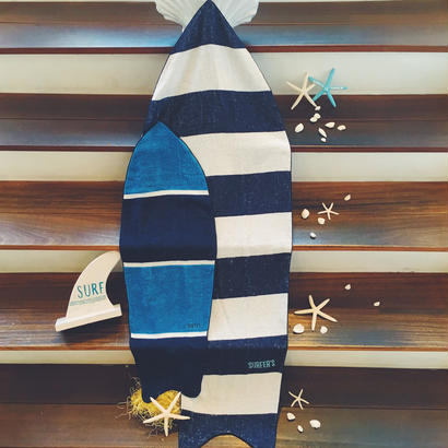 SURFER'S  サーフボード フェイスタオル