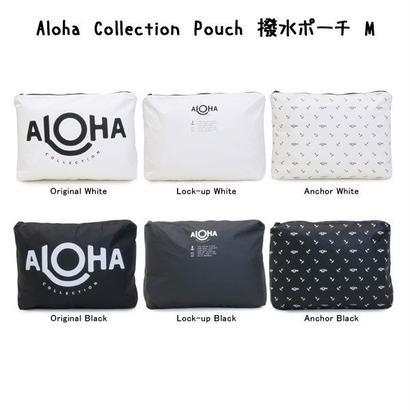 【アロハコレクション ALOHA COLLECTION】5058012 防滴加工ポーチ  M LOCK-UP/BLACK