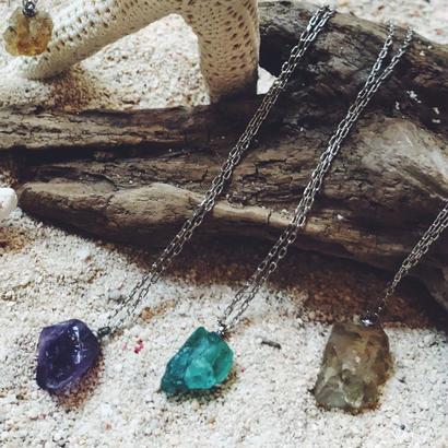 【AIC】天然石ネックレス