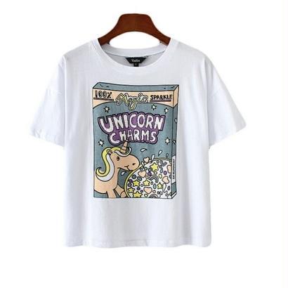 ユニコーンTシャツ