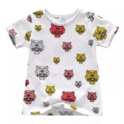 Kids boy&girl Tシャツ