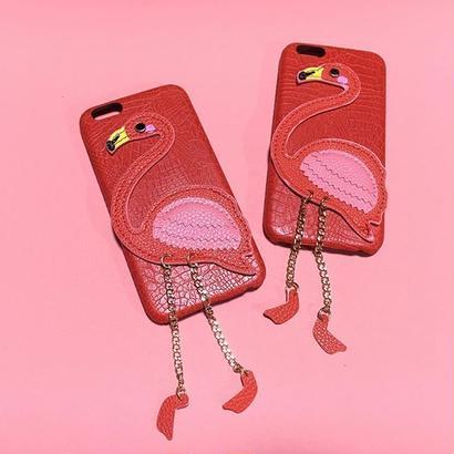 《即納》フラミンゴiPhone6/6sケース
