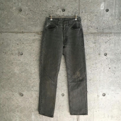 Levis 501 Black USA N710