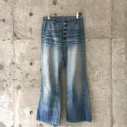 US NAVY 1950's DECK PANTS N911