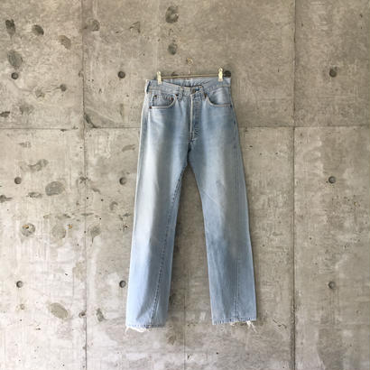 "Levi's 501 ""RED LINE"" 1980s"