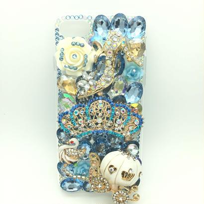 iPhone7スマホケース シンデレラ