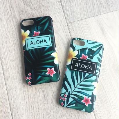iPhone 7スマホケース ALOHA