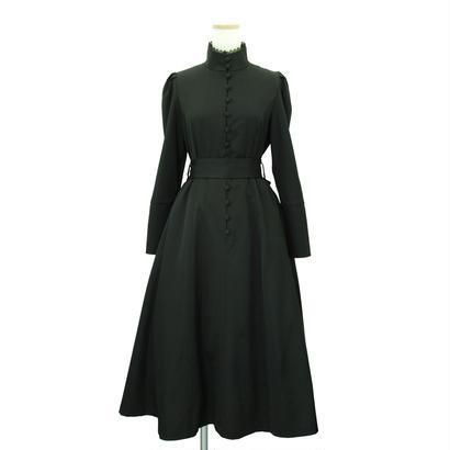 """""""Victorian""""バッスルワンピース / ブラック"""