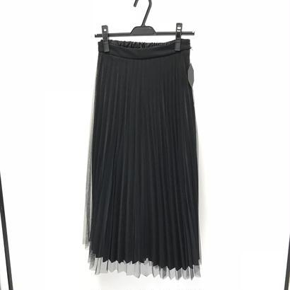 【Sample】チュールプリーツスカート