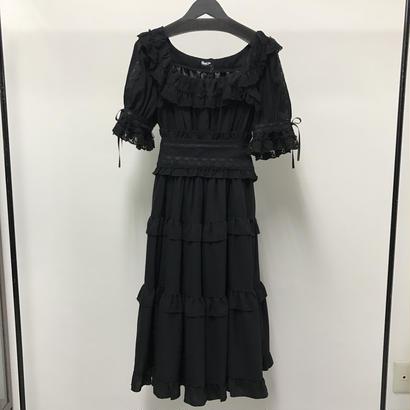 【Sample】シレネッタティアードドレス
