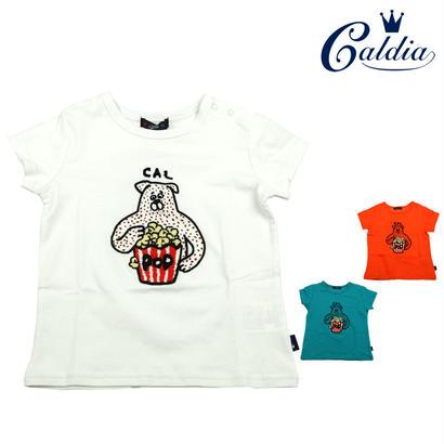 Caldia / カルディア ポップコーンドッグ Tシャツ
