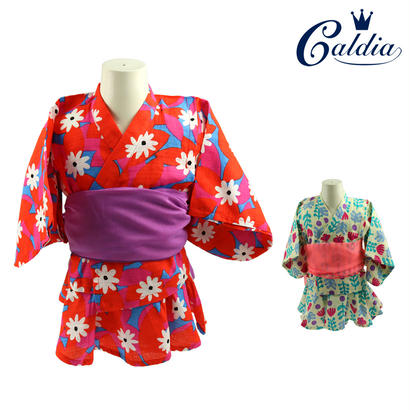 Caldia  / カルディア  浴衣  ワンピースセット 90cm