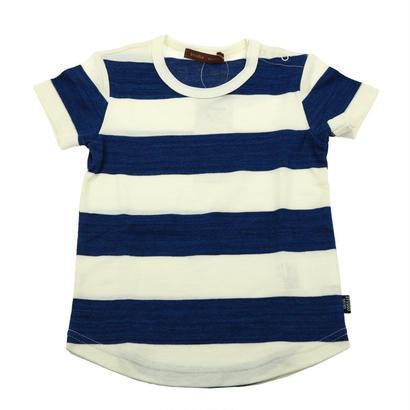 studio mini / スタジオミニ 先染めボーダーTシャツ ベビーサイズ 日本製