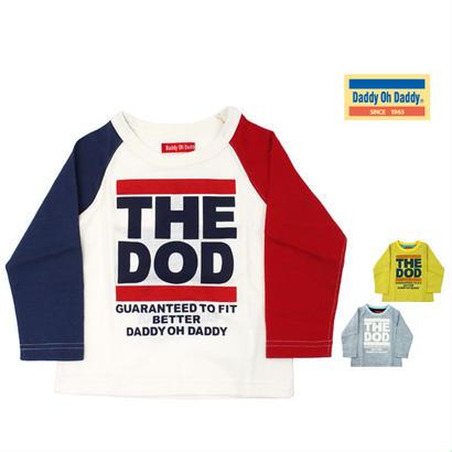 Daddy Oh Daddy / ダディオーダディ 日本製リバーシブル長袖Tシャツ