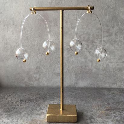 twins glass blowing pierce