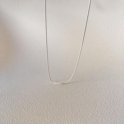silver925 snake necklace