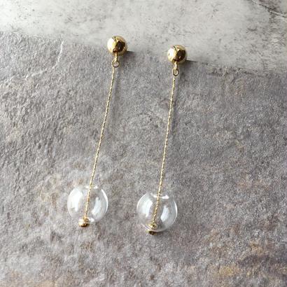 chain glass blowing pierce