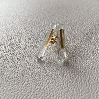 glass stick pierce S