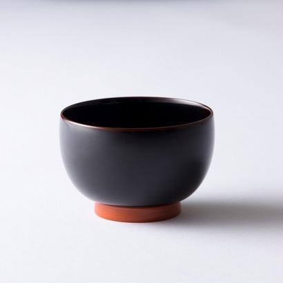 汁椀 shiru-wan 溜塗り