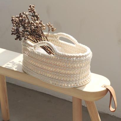 【終了】ワークショップ@イトコバコ(京都、9/23)「太糸の横長バッグ」お申し込み