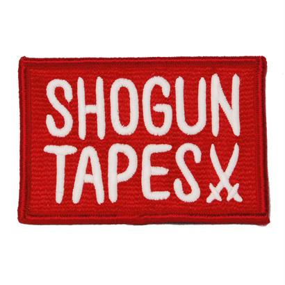 SHOGUN TAPES Patch to shine 光ワッペン