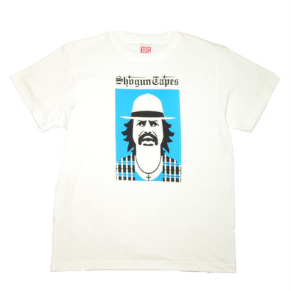 CHEECH GOD FRESH T-Shirt  [WHITE / SKY]