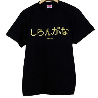 しらんがな T-Shirt   [GOLD / BLACK]