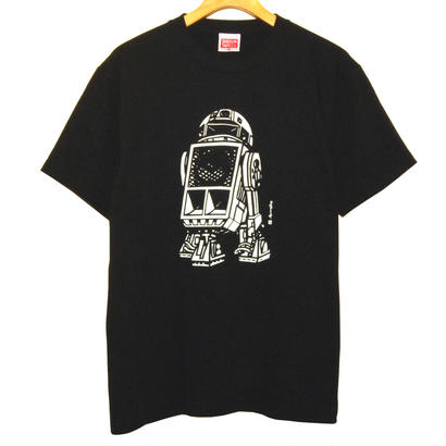 R2Dee2 SOUND SYSTEM Tee [BLACK]