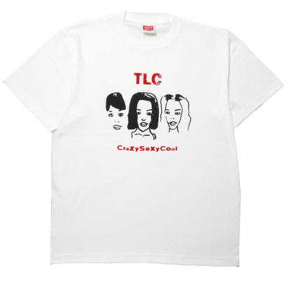 """TeeLC"" T-Shirt   [WHITE]"