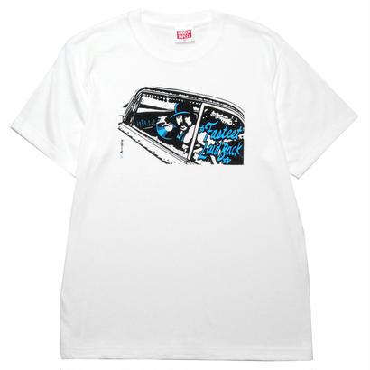 LAIDBACK T-shirt [B.WHITE]