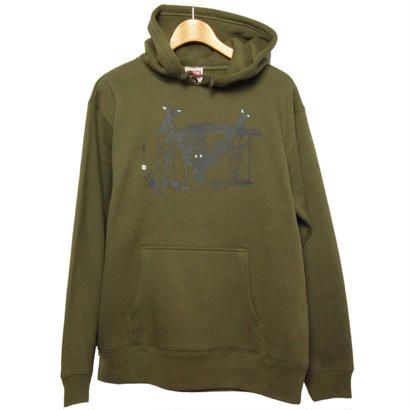 和製STAR WARS PARKA [OLIVE]