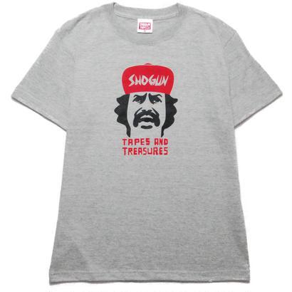SHOGUN CHEECH T-shirt  [R.GRAY]