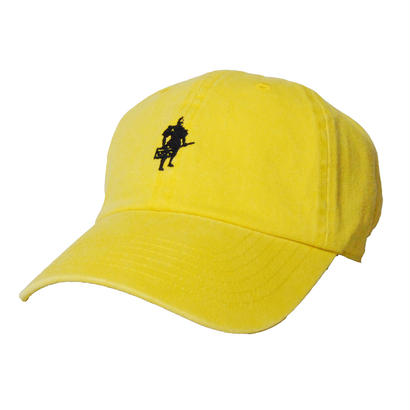 Boom box Samrai 6panel CAP [YELLOW]