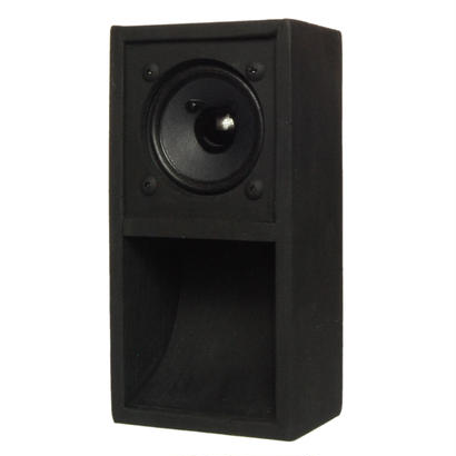 """MINI SOUND SYSTEM""  Back-loaded [BLACK]"