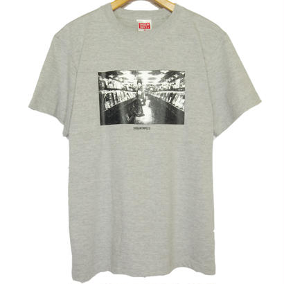 DIG IN THE JUNGLE T-Shirt  [GRAY]